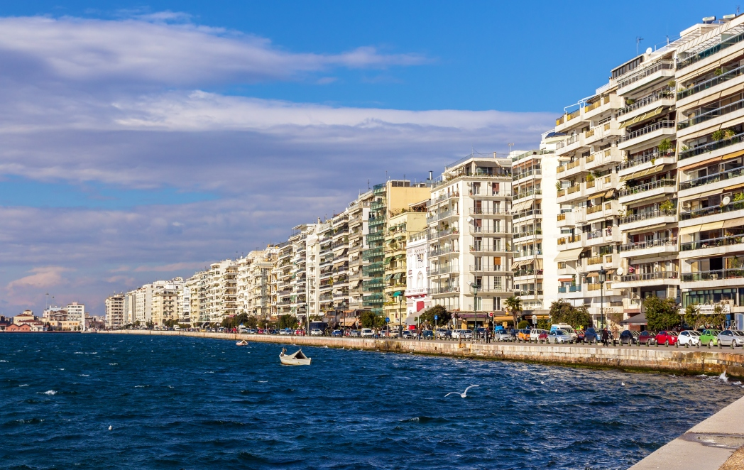 Waterfront, Thessaloniki