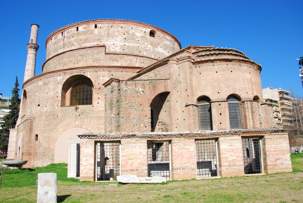 Rotunda of Galerius, Thessaloniki